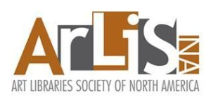 Art Libraries Society North America, logo, book review