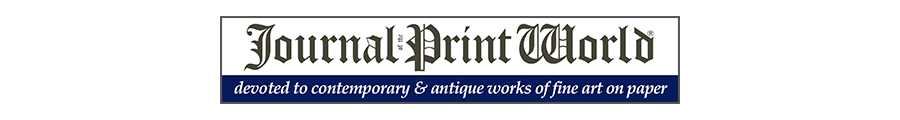 """Journal of the Print World"" Features Emerging Artist Dorothy Stratton King"